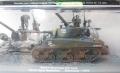 Germany 1943 WWII 761st Battalion M4A3 SHERMAN 76mm TANK
