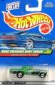 Hot Wheels 2000 Super Treasure Hunt '57 T-BIRD