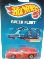 Hot Wheels 1987 Speed Fleet FERRARI TESTAROSSA