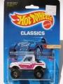Hot Wheels 1989 Classics STREET ROADER