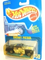 Hot Wheels 1990 SHERIFF PATROL