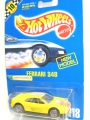Hot Wheels 1991 FERRARI 348