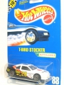 Hot Wheels 1991 T-BIRD STOCKER