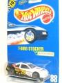 Hot Wheels 1991 T-BIRD STOCKER