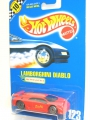 Hot Wheels 1991 LAMBORGHINI DIABLO