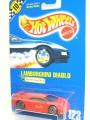 Hot Wheels 1991 LAMBORGHINI DIABLO