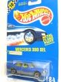 Hot Wheels 1991 MERCEDES 380 SEL