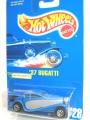 Hot Wheels 1992 '37 BUGATTI