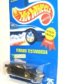 Hot Wheels 1992 FERRARI TESTAROSSA