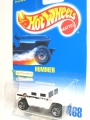 Hot Wheels 1992 Anti-Drug Unit Police HUMMER