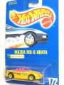 Hot Wheels 1992 MAZDA MX-5 MIATA