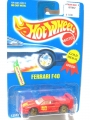 Hot Wheels 1992 FERRARI F40