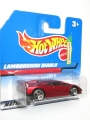Hot Wheels 1997 SC LAMBORGHINI DIABLO