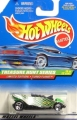 Hot Wheels 1998 Trea$ure Hunt TURBO FLAME