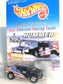 Hot Wheels 1998 Paris Dakar Rally HUMMER