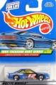 Hot Wheels 1999 Trea$ure Hunt T-BIRD  STOCKER