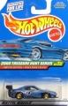 Hot Wheels 2000  Super Treasure Hunt PIKES PEAK CELICA