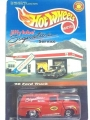 Hot Wheels 2001 Jiffy Lube '56 FORD TRUCK (red)