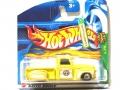 Hot Wheels 2002 Euro Card Super Treasure Hunt LA TROCA