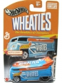 Hot Wheels 2004 Wheaties CUSTOMIZED VW DRAG BUS