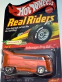 Hot Wheels 2007 Real Riders VW DRAG BUS