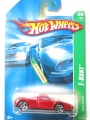 Hot Wheels 2007 T-Hunt Red Seats ENZO FERRARI
