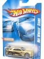 Hot Wheels 2008 Nissan Skyline (gold)