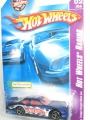 Hot Wheels 2008 DODGE CHARGER STOCK CAR