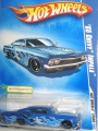 Hot Wheels 2008 Blue '65 CHEVY IMPALA
