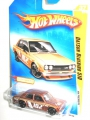 Hot Wheels 2009 DATSUN BLUEBIRD 510