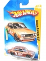 Hot Wheels 2009 New Models Brown DATSUN BLUEBIRD 510