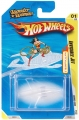 Hot Wheels 2010 SDCC Wonder Woman INVISIBLE JET