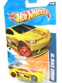 Hot Wheels 2011 Error HONDA CIVIC SI