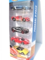 Hot Wheels 2012 FERRARI 5-PACK