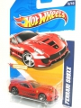 Hot Wheels 2012 FERRARI 599XX