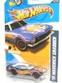 Hot Wheels 2012 Super Secret '71 MAVERICK GRABBER