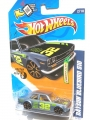 Hot Wheels 2012 Grey FTE DATSUN BLUEBIRD 510