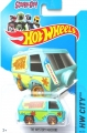 Hot Wheels 2013 The Mystery Machine SCOOBY-DOO!