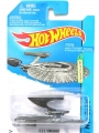 Hot Wheels 2013 ERROR Star Trek U.S.S. VENGEANCE