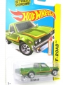 Hot Wheels 2013 Green DATSUN 620