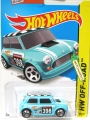 Hot Wheels 2013 MORRIS MINI