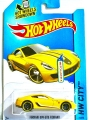 Hot Wheels 2014 FERRARI 599 GTB FIORANO