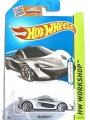 Hot Wheels 2014 HW Workshop McLAREN P1