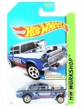 Hot Wheels 2014 Super Treasure Hunt 55 CHEVY BEL AIR GASSER