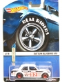 Hot Wheels 2015 Real Riders DATSUN BLUE BIRD 510