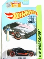 Hot Wheels 2015 Factory Sealed Super Treasure Hunt FERRARI 599XX