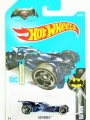 Hot Wheels 2016 Dawn of Justice Batman BATMOBILE