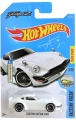 Hot Wheels 2016 FF White CUSTOM  DATSUN 240Z