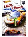 Hot Wheels 2018 Cars & Donuts Real Riders McLAREN P1