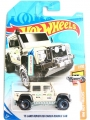 Hot Wheels 2018 HT 75 LAND ROVER DEFENDER DOUBLE CAB